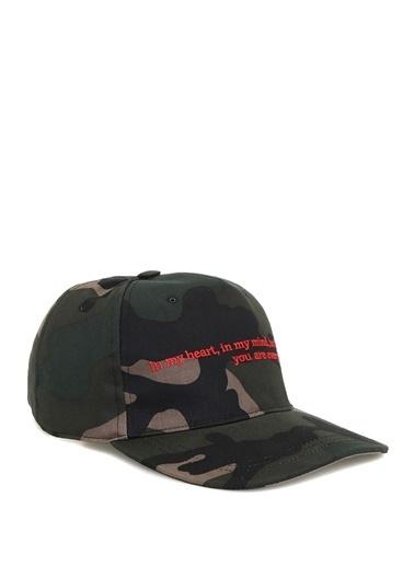 Valentino Garavani Şapka Yeşil